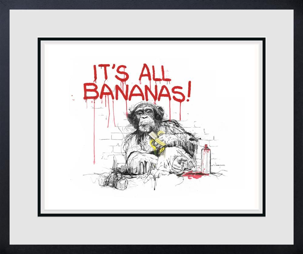 Its all Bananas by Scott Tetlow