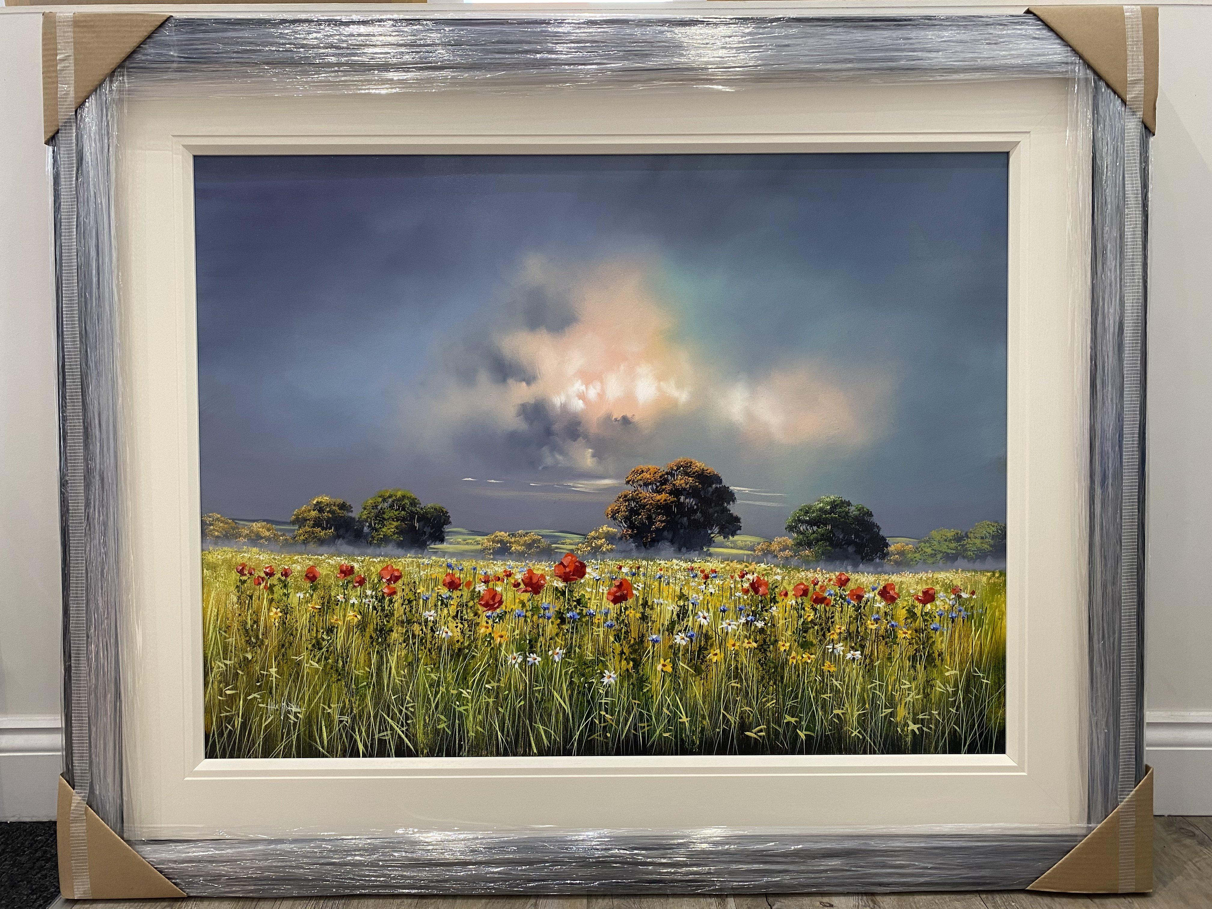A Summers Morning by Allan Morgan