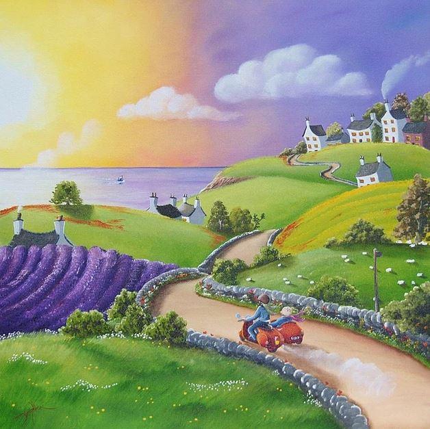 Adventure Awaits by Caroline Deighton