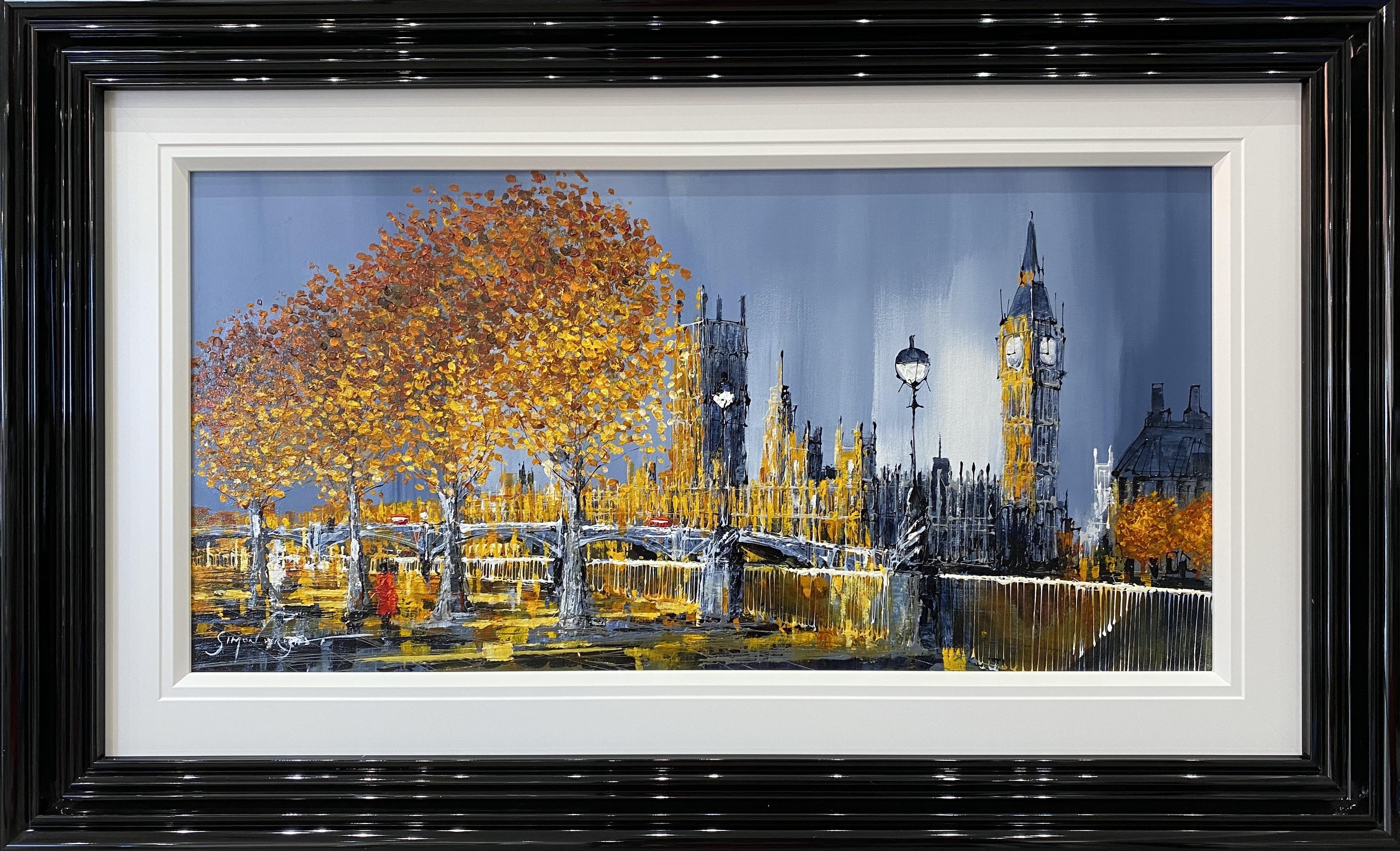 Autumn Glow by Simon Wright