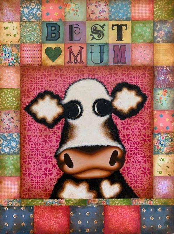 Best Mum by Caroline Shotton