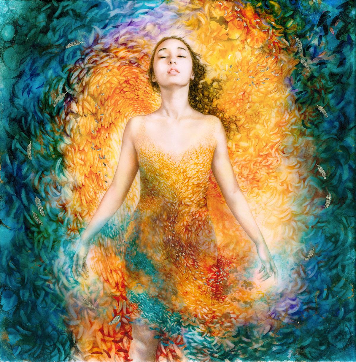 Birth of An Angel by Kerry Darlington