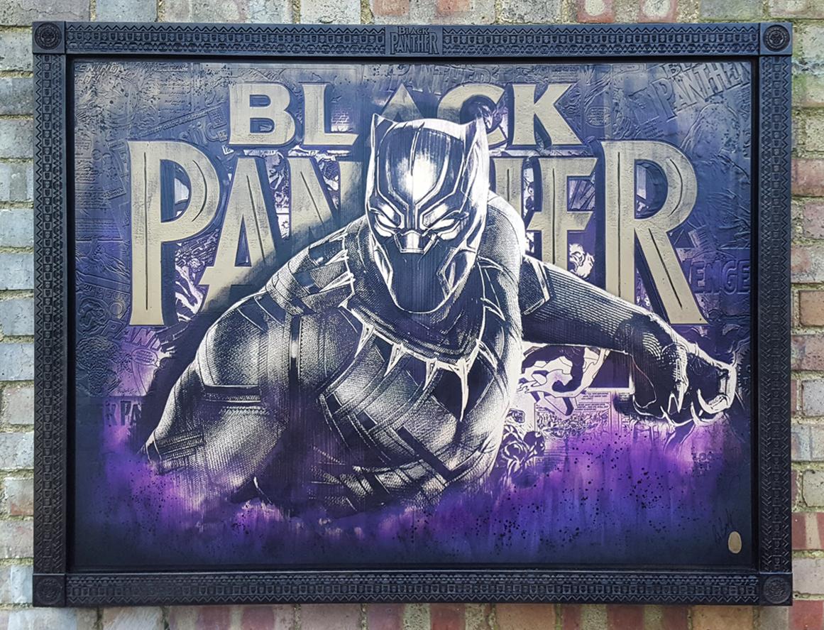 Black Panther by Rob Bishop