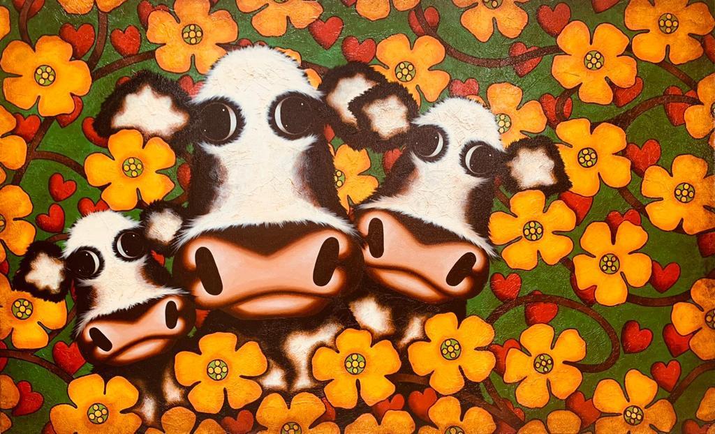 Build me up Buttercup by Caroline Shotton