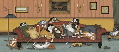 Catisfaction by Linda Jane Smith
