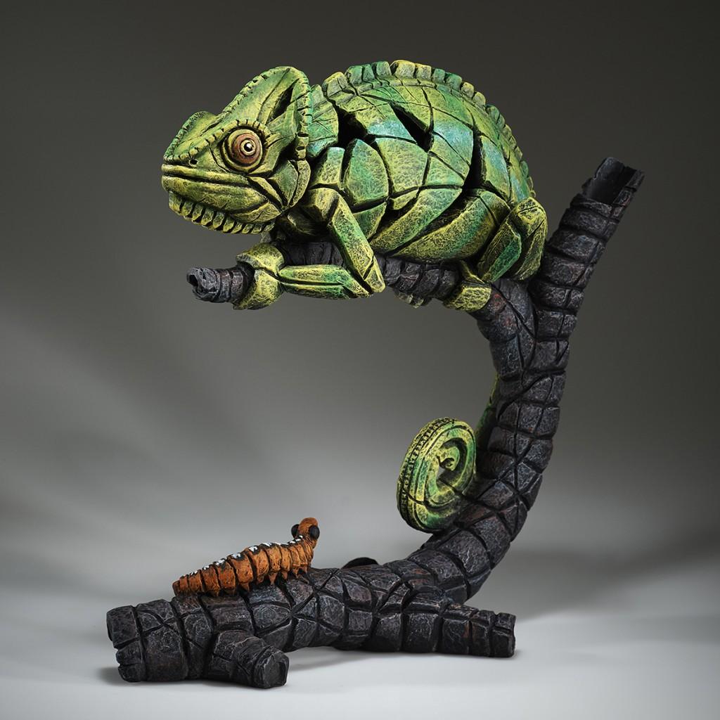 Chameleon by Edge Sculptures by Matt Buckley