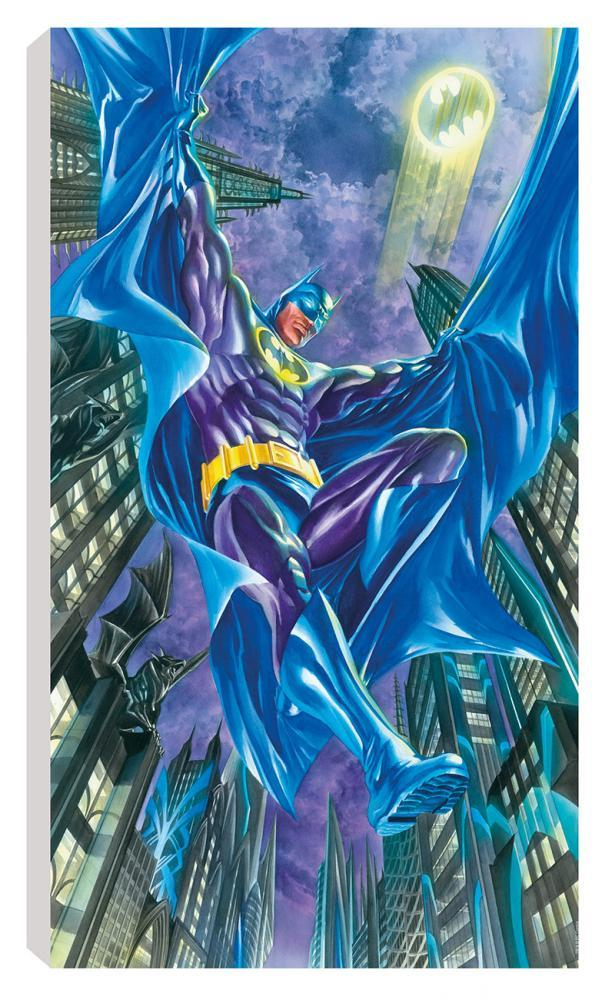 Dark Knight Detective by Alex Ross