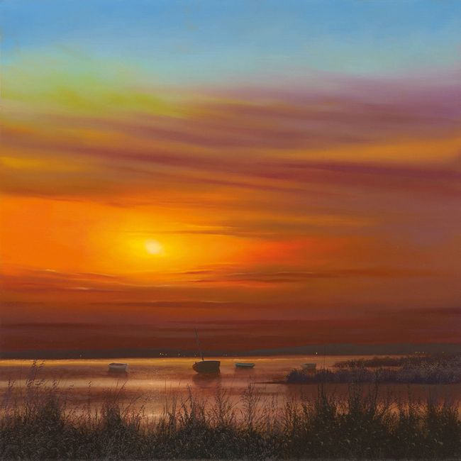 Estuary Silence by Lawrence Coulson