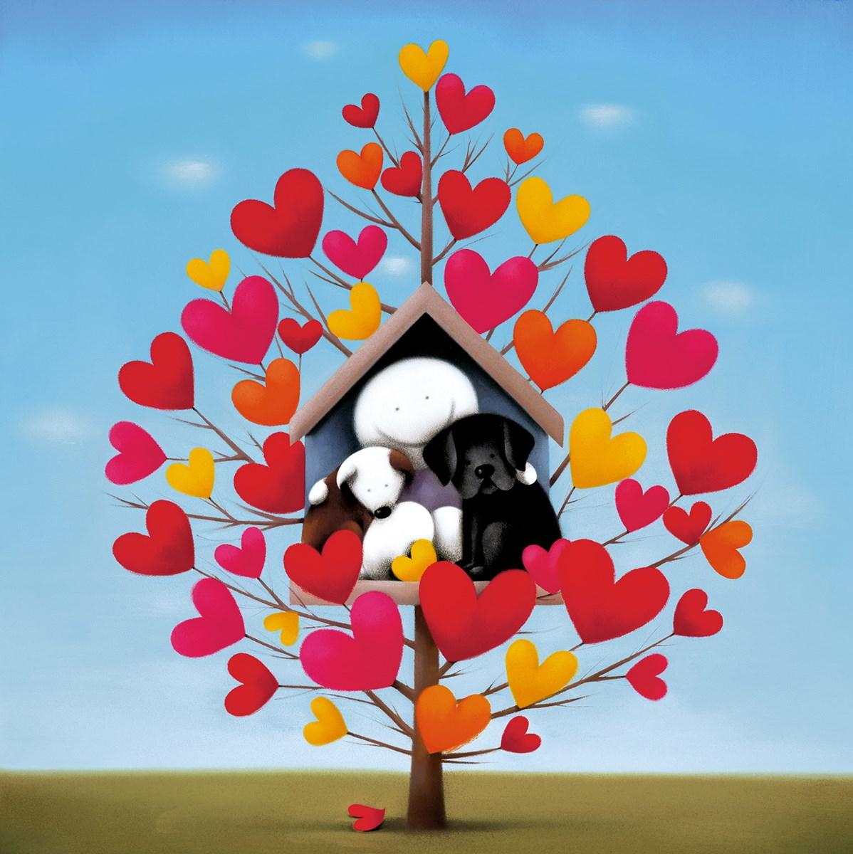 Family Tree by Doug Hyde