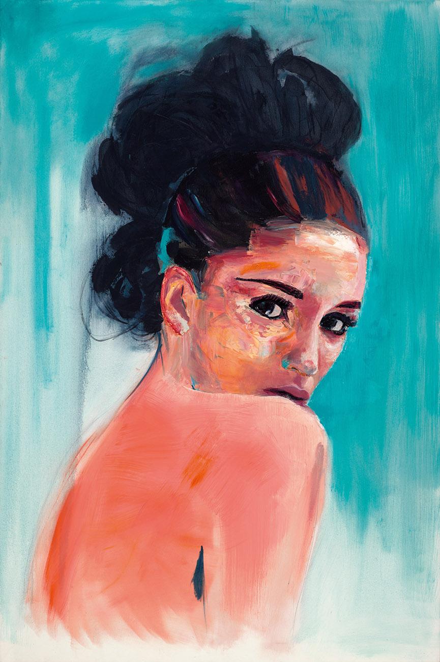 Girl II by David Rees