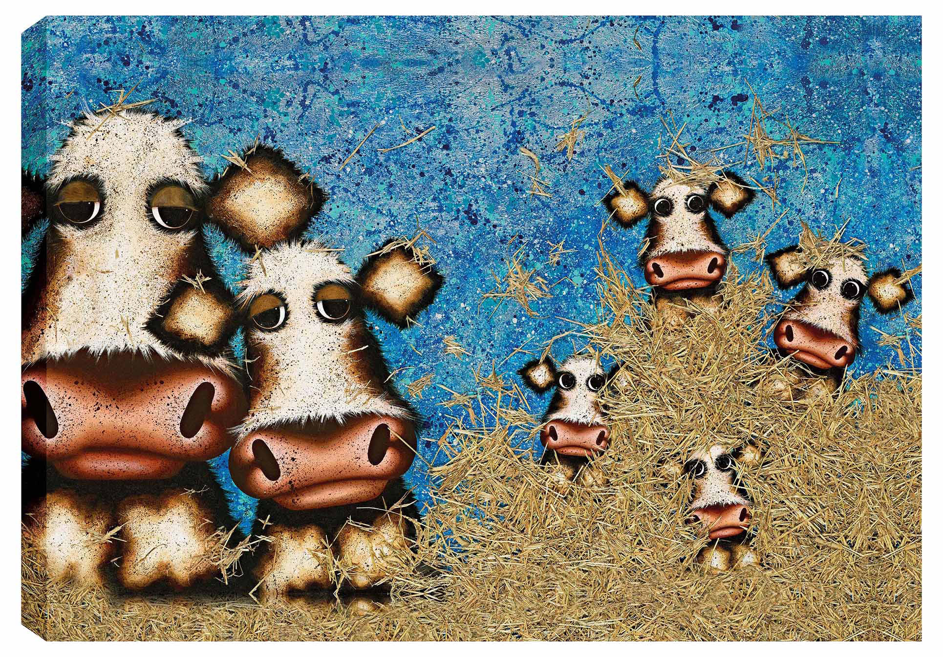 Hit the Hay! It's Pasture Bedtime by Caroline Shotton