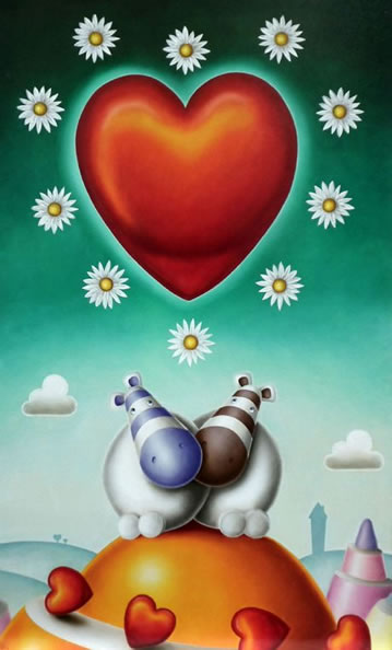 It Must Be Love -Original to Winter 2013 Release by Peter Smith
