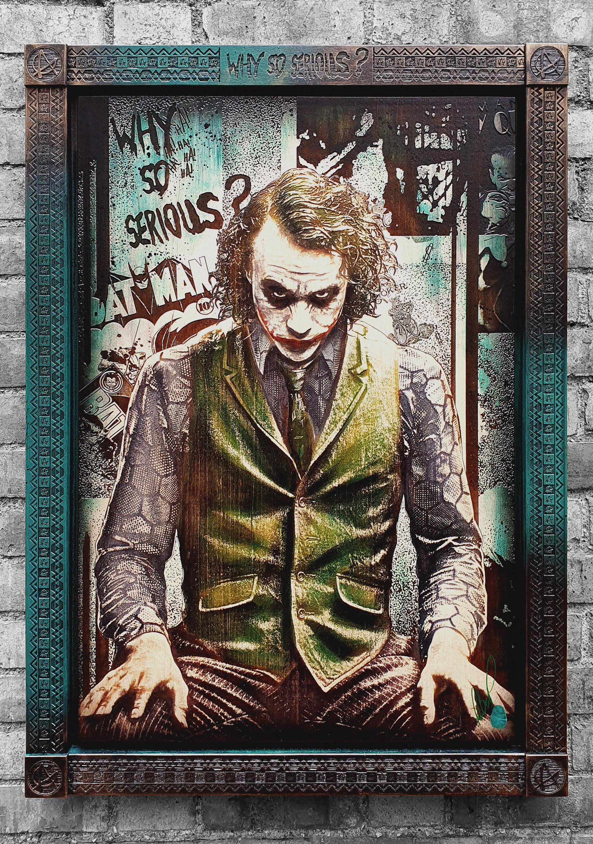 Joker- A Little Anarchy by Rob Bishop
