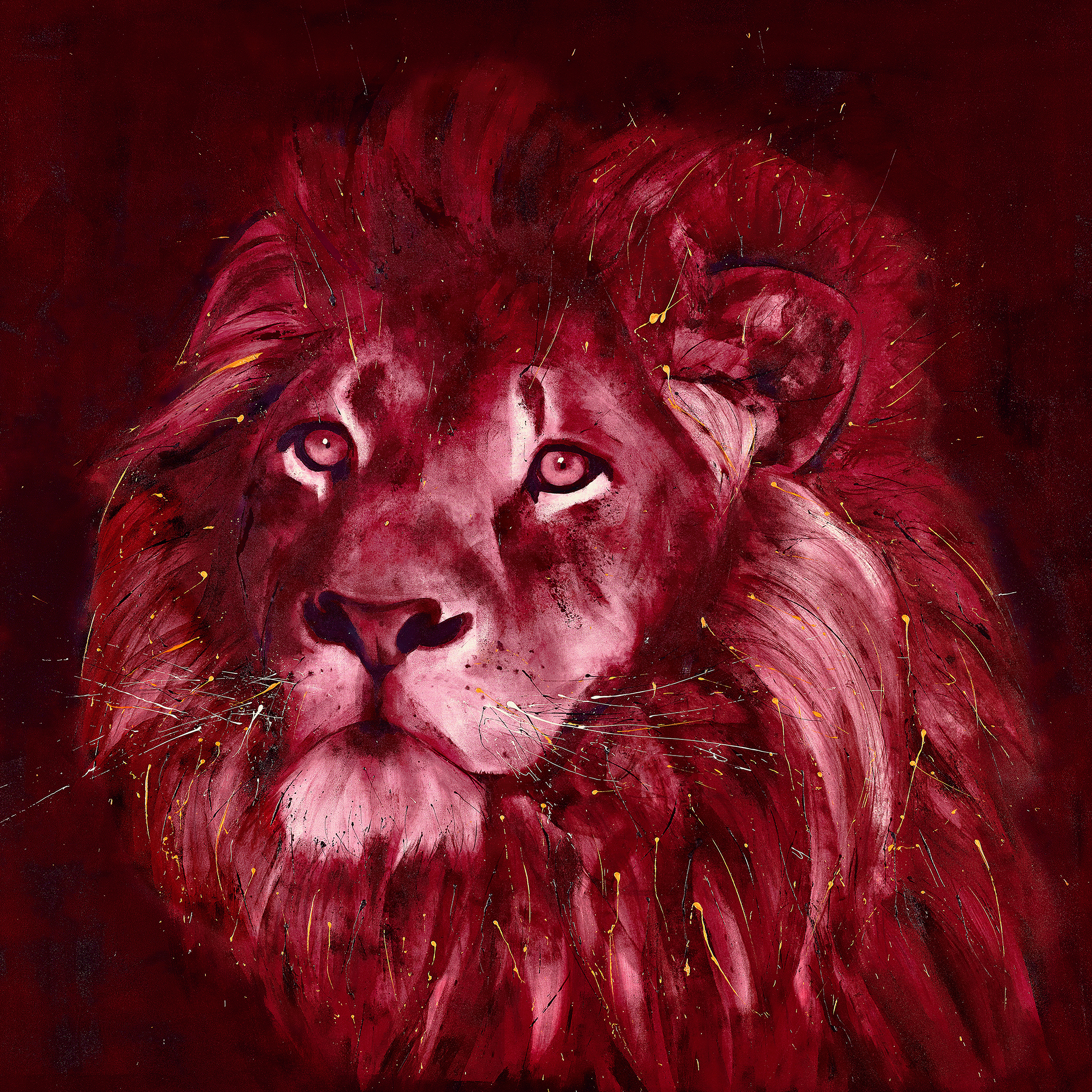Lions Call by David Rees