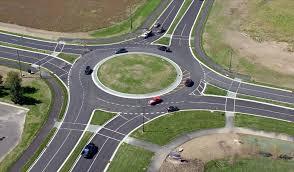 Magic Roundabout II by Dale Bowen