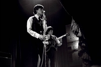 Mick & Keith by Phillip Townsend