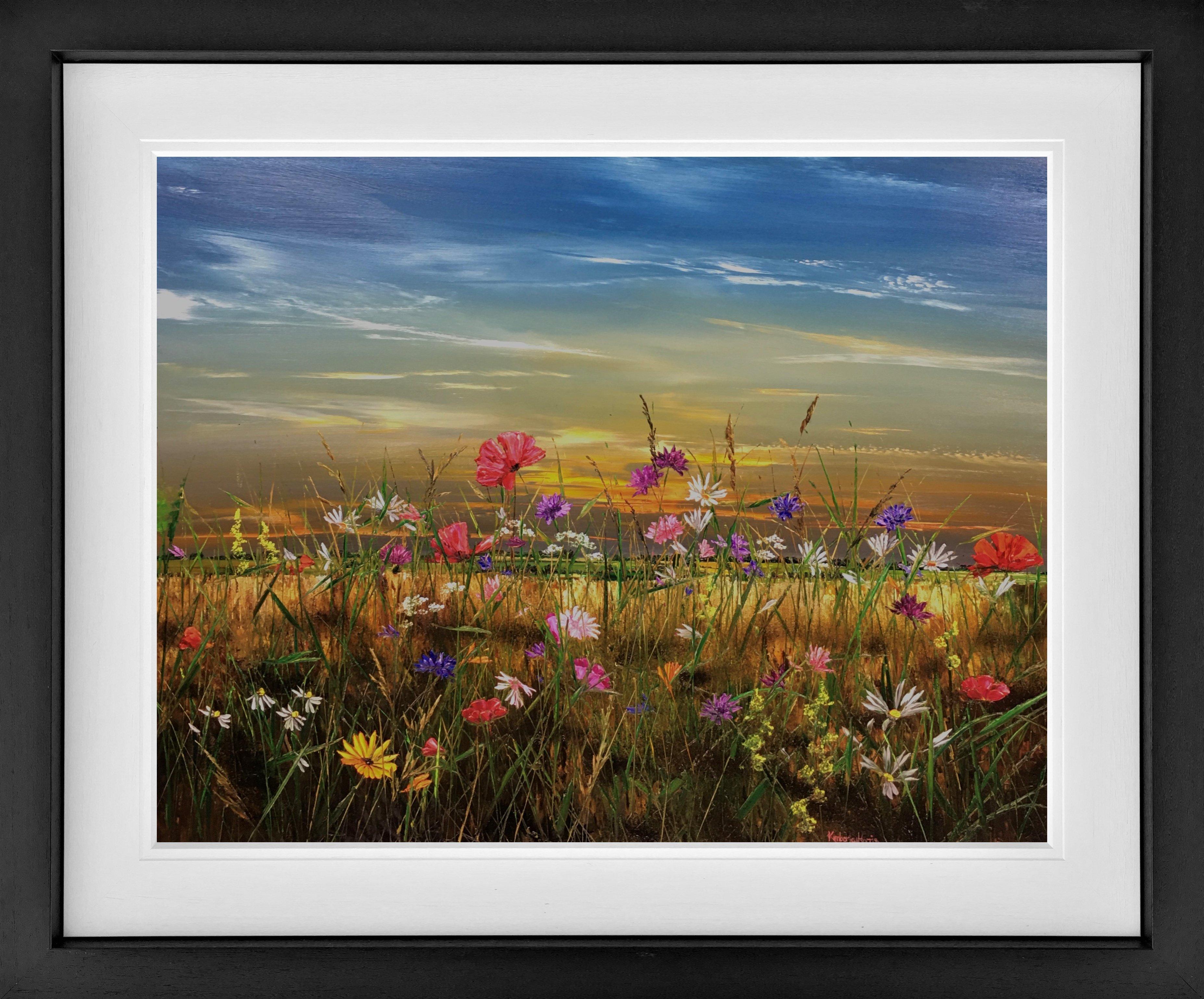 Morning Shimmer by Kimberley Harris