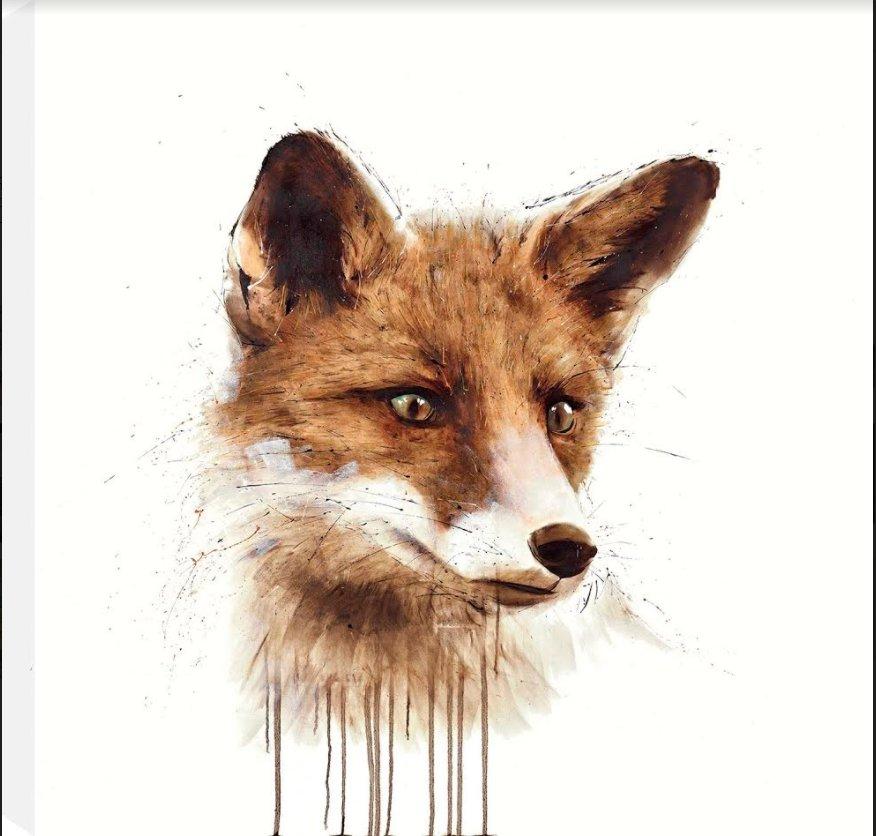 Mr. Fox by David Rees