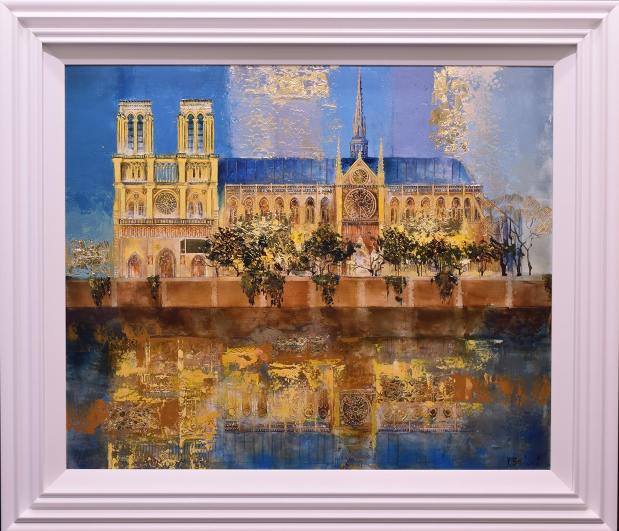 Notre Dame by Veronica Benoni