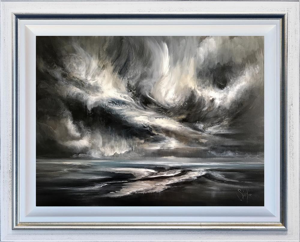 On Glistening Tides by Caro Saintvre