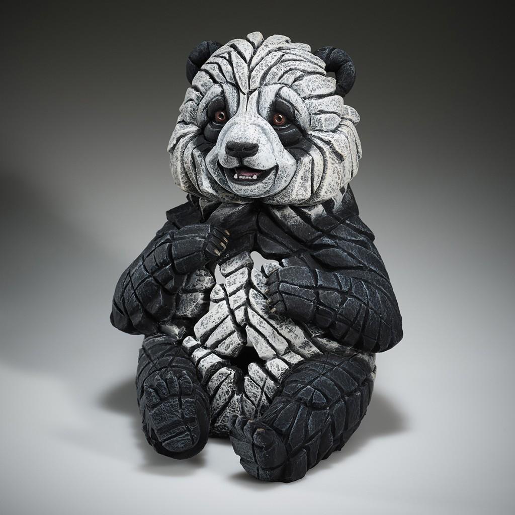 Panda by Edge Sculptures by Matt Buckley