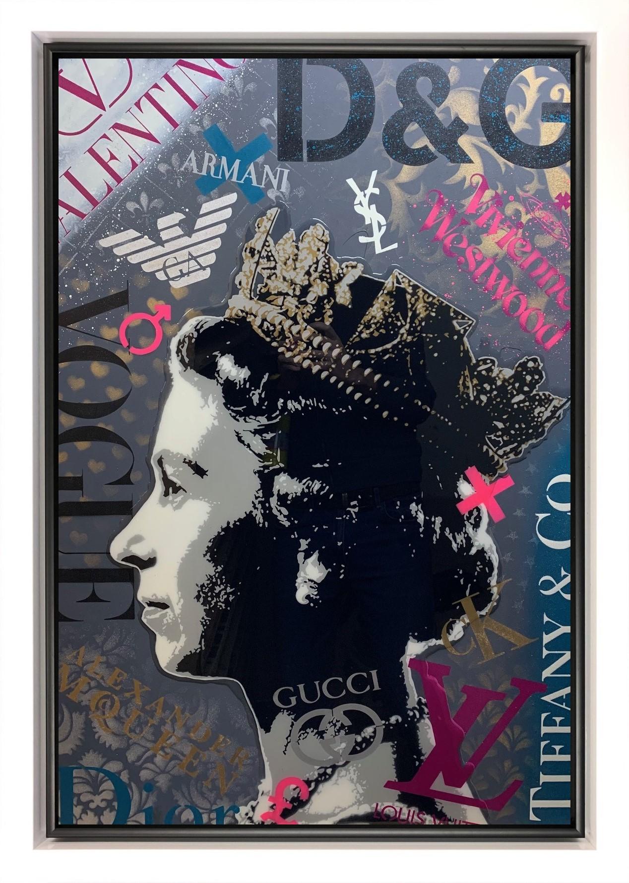Queen E by Hue Folk