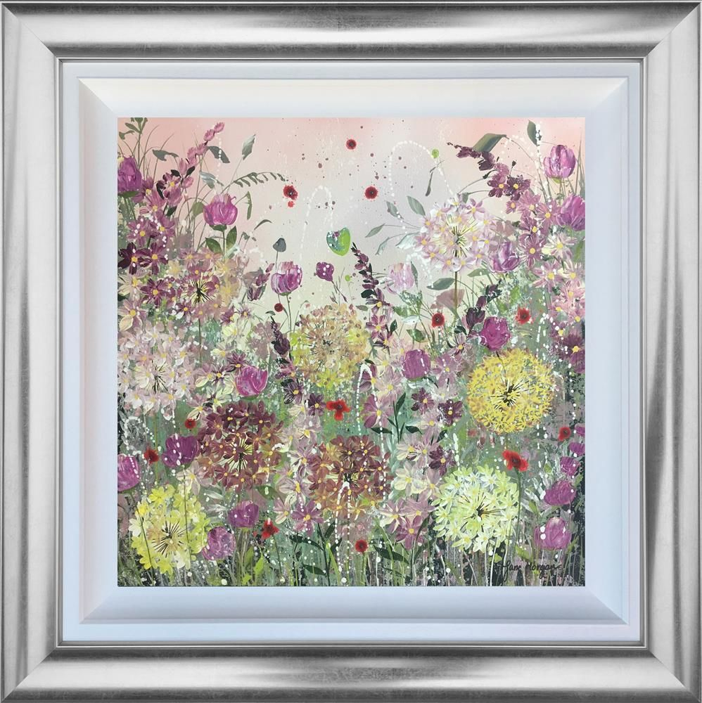 Sparkle Bloom by Jane Morgan