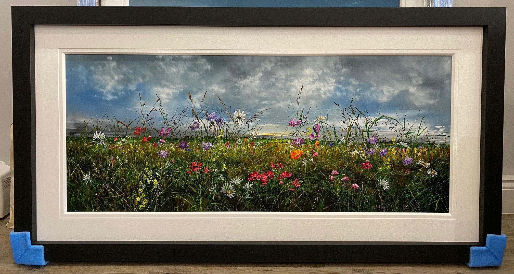 Spring Breeze by Kimberley Harris