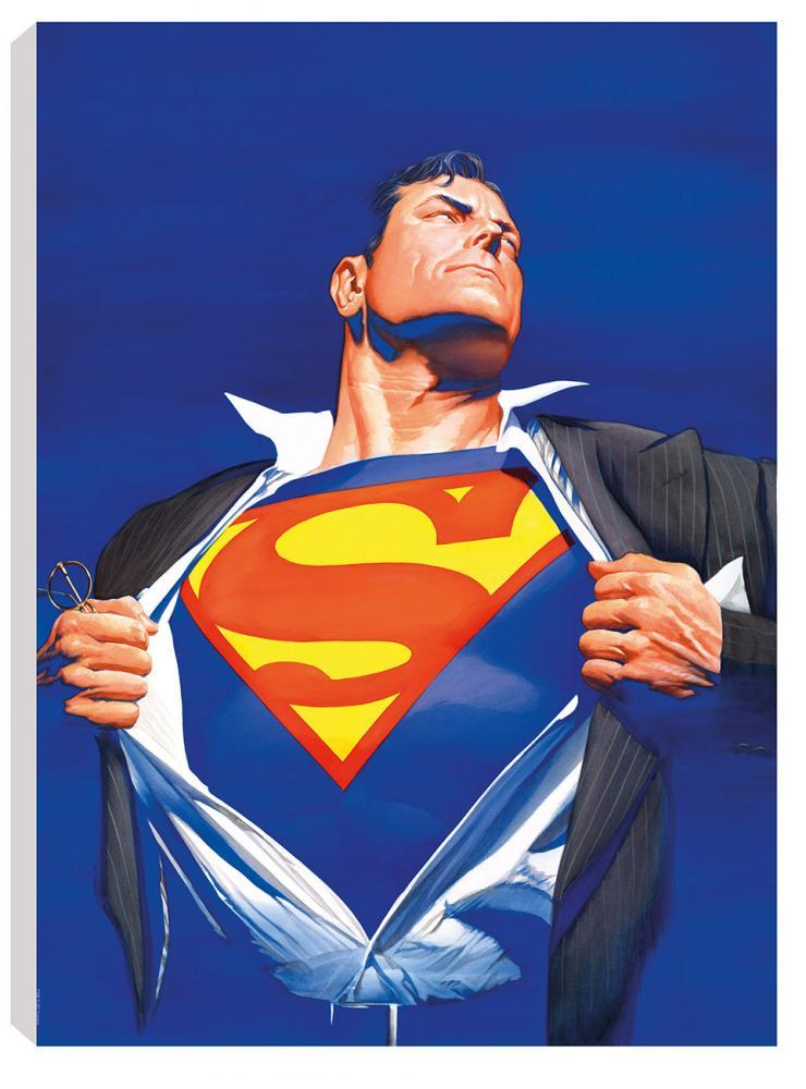Superman Forever by Alex Ross