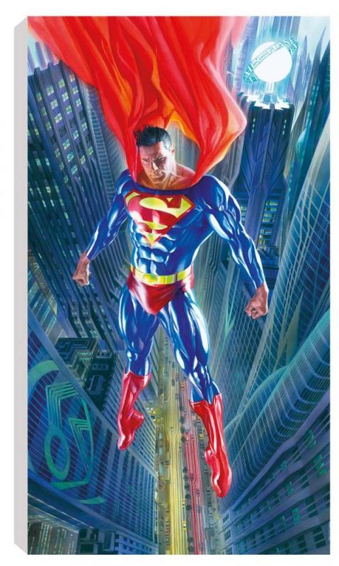 Superman Man of Tomorrow by Alex Ross