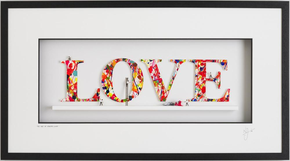 The Art Of Making Love by Nic Joly