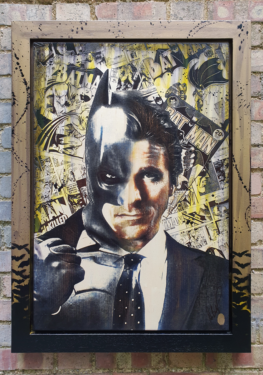 The Dark Knight by Rob Bishop
