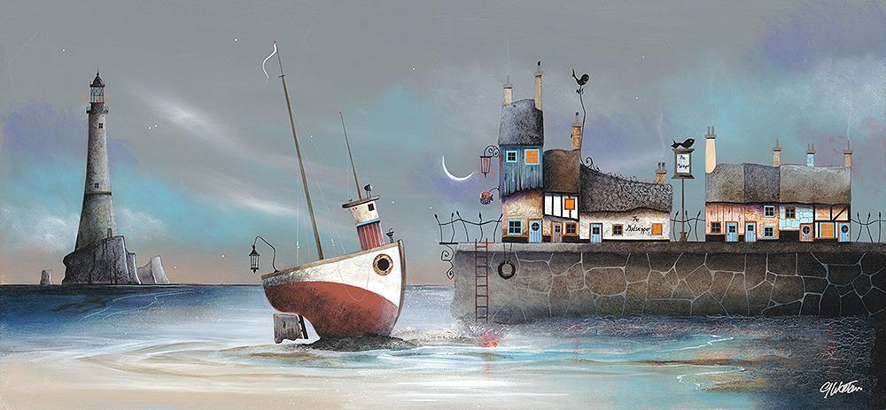 The Mudskipper - Original by Gary Walton