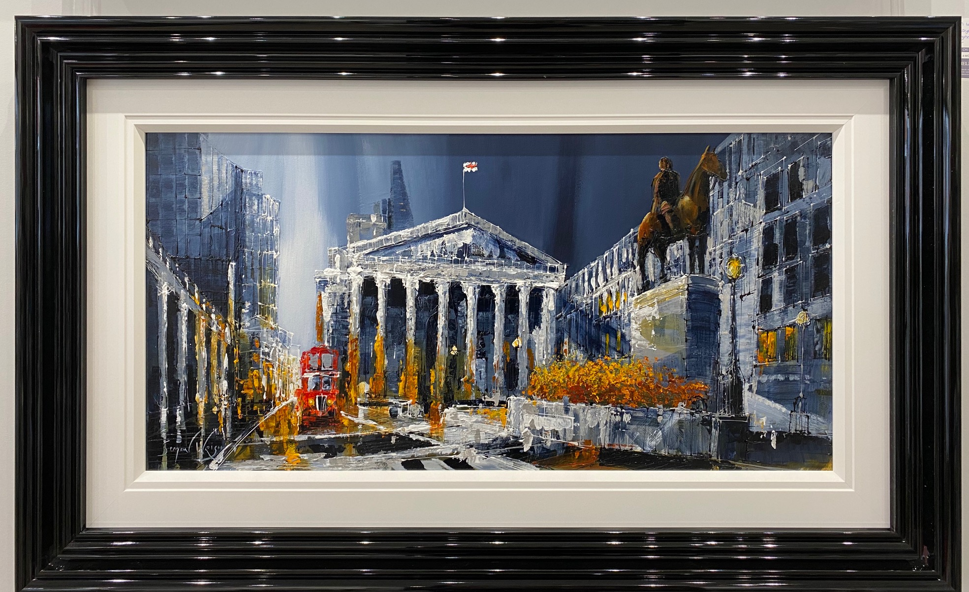 The Royal Exchange by Simon Wright
