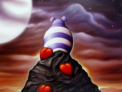 The Thinker by Peter Smith