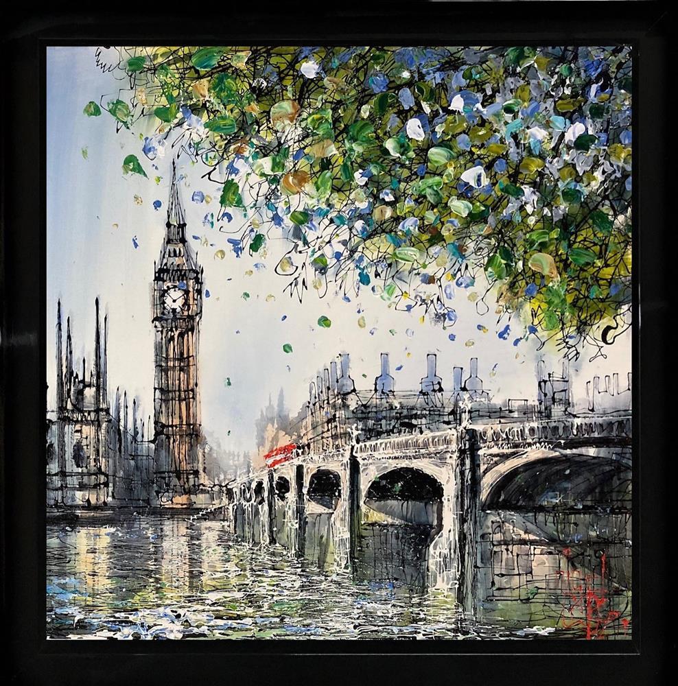 Westminster Views by Nigel Cooke